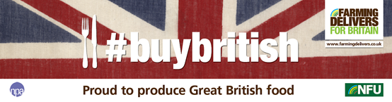 Buy british banner May 13