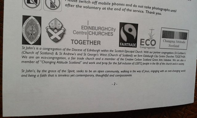 Eco Churches